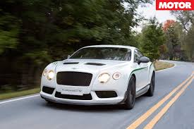 bentley continental gt3 r review motor
