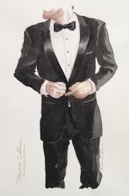 Challenge Tie Or Not Unveiling 37 Black Tie Michele Struss His Paintbrush