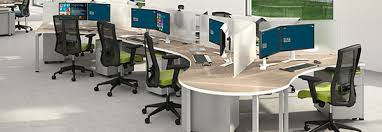 dogbone open plan cubicles office furniture now