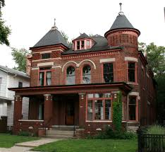 queen anne style house plans this brick house was built c 1891 and is an outstanding example of