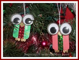 16 creative diy christmas ornaments button up guff