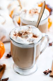 pumpkin spice chai tea latte with real pumpkin aberdeen s kitchen