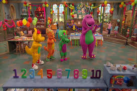 counting video barney wiki fandom powered wikia
