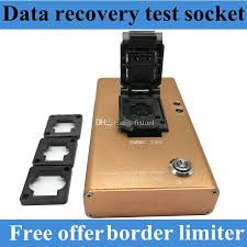 android phone repair emmc153 169 emcp221 socket data recovery device for android phone