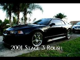 2003 roush mustang specs roush mustang stage 3