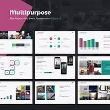 multipurpose fashion powerpoint keynote templates themes