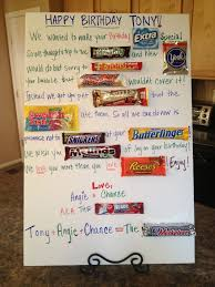 candy for birthdays 9 best candy boards images on birthday candy posters