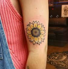 the 25 best sunflower tattoo meaning ideas on pinterest