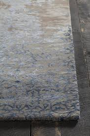 Grey Modern Rug Uncategorized The Awesome Grey And Blue Area Rug In Trendy Home