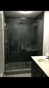 frame less glass shower enclosures u2013 a u0026d glass u0026 mirror