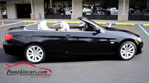 2011 bmw 328i hard top convertible youtube