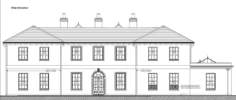 georgian architecture house plans architectural style and floor plans ridge end
