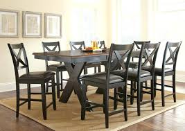articles with dining set counter height round tag stunning dining