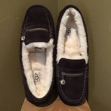 footwears charming ugg slippers for ugg nib ugg ansley swarovski charm slippers from jackie s