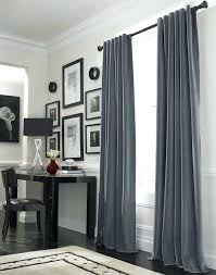 Curtains For A Large Window Curtin Ideas Blind Curtains Cool Grey Curtain Ideas For Large