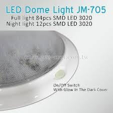 rv interior light covers taiwan rv 8 led round dome light cabin light with on off switch