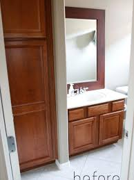 bathroom shower ideas on a budget before and after bathroom remodels on a budget hgtv