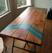 making a wood table top articles with diy reclaimed wood dining table top tag reclaimed