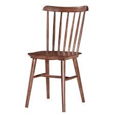 chaise en bois ikea scandinave minimaliste salle à manger chaise bois chaise