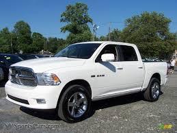 Dodge Ram 4x4 - 2009 dodge ram 1500 sport crew cab 4x4 in stone white 761783