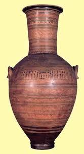 Classical Vases Geometric Greek Pottery U2013 Quatr Us Study Guides
