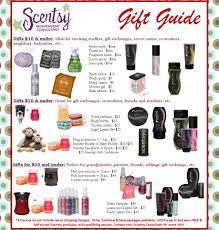 shopping guide it makes scents to me scentsy holiday shopping guide