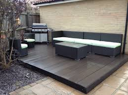 Teak Floor Tiles Outdoors by Floor How To Create Contemporary Patio Architecture Design Using
