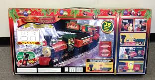 train sets to go around christmas trees christmas lights decoration