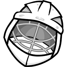 goalie helmet club penguin wiki fandom powered by wikia