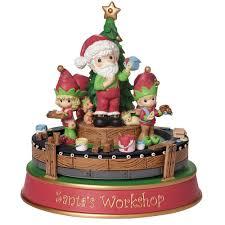 amazon com precious moments christmas gifts u201csanta u0027s workshop