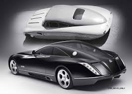 maybach sports car hypercar hall of shame 2005 maybach exelero