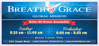 church banner design graphics nigeria