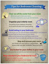 how to clean a bedroom tips for bedroom cleaning ucollect infographics