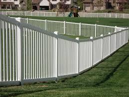 Types Of Garden Fences - garden fencing