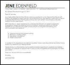 gallery of sample cover letter general sample general cover