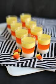 halloween appetizers for adults with pictures candy corn jello shots u2013 a beautiful mess