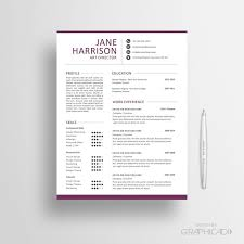 refrences on resume 98 best resume designs images on pinterest cv template resume