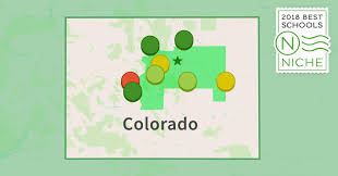 Boulder Colorado Zip Code Map by 2018 Best Districts In The Denver Area Niche