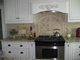 Best  Granite Backsplash Ideas On Pinterest Kitchen Cabinets - Kitchen tile backsplash ideas with white cabinets
