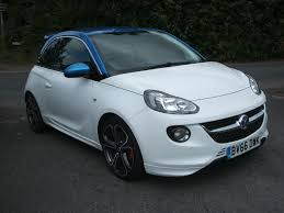 opel adam interior roof used vauxhall adam white for sale motors co uk