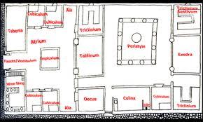 roman insula floor plan amusing plan of roman house images best inspiration home design