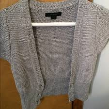 silver cardigan sweater 56 express sweaters silver sparkles sleeve cardigan