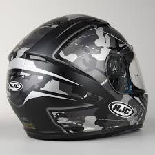 hjc helmets motocross hjc cs 15 mc5sf songtan helmet black green now 17 savings xlmoto