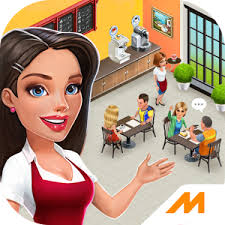 cafe apk my cafe recipes stories 2017 10 1 mod unlimited money apk