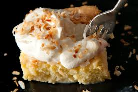 coconut tres leches cake 60 impressive birthday cake recipes
