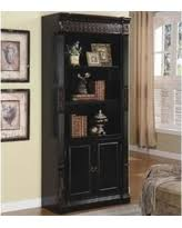 slash prices on encore bookcase with cabinet