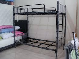 Tempat Tidur Besi Lipat terjual ranjang susun besi bunk bed bunkbed ranjang besi tingkat