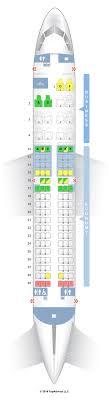 siege transavia seatguru seat map air canada airbus a319 319