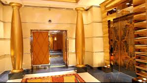 inside burj al arab burj al arab dubai everything is gold the elevators at the burj