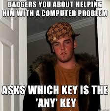 Continue Meme - press any key to continue meme on imgur